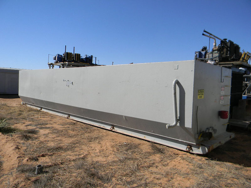 Water Tank - Rig 18 – DY1 YD1