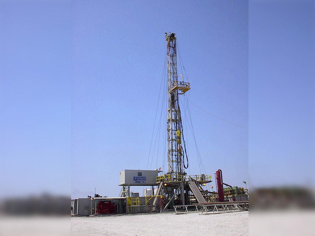RIG NO. 1 - CABOT 750E – DY2 YD2