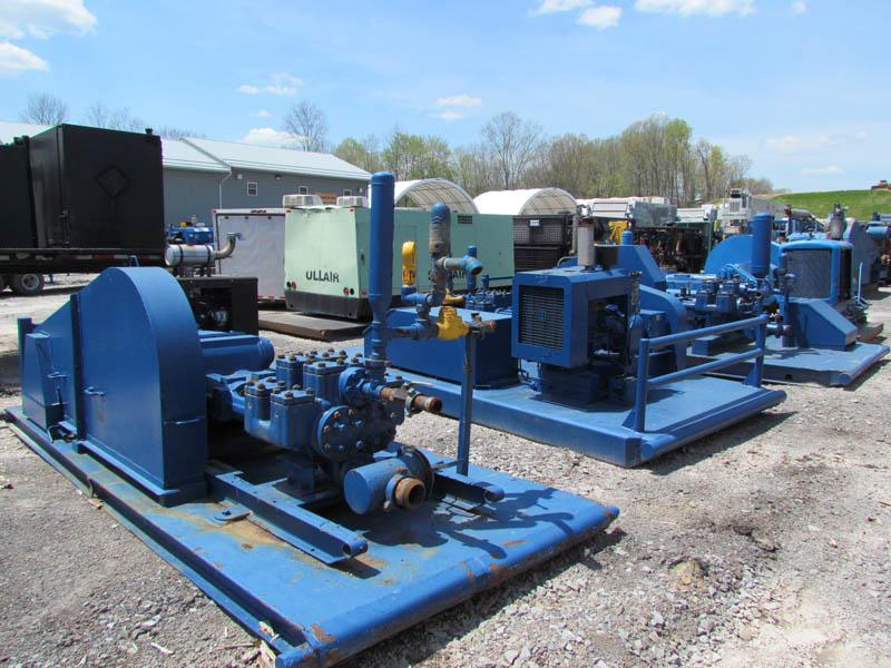 GASO Duplex Pumps – DY1 YD2