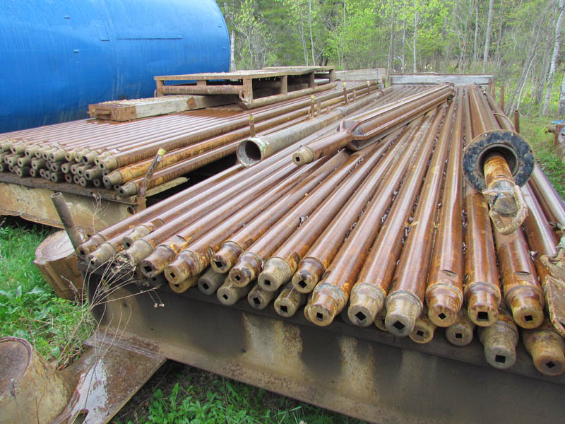 """2,670' CP 4-1/2"""" Drill Pipe w/2-7/8""""IF – DY1 YD6"""