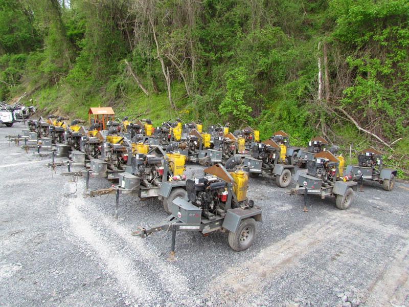 WACKER NELSON Pumps – DY2 YD2