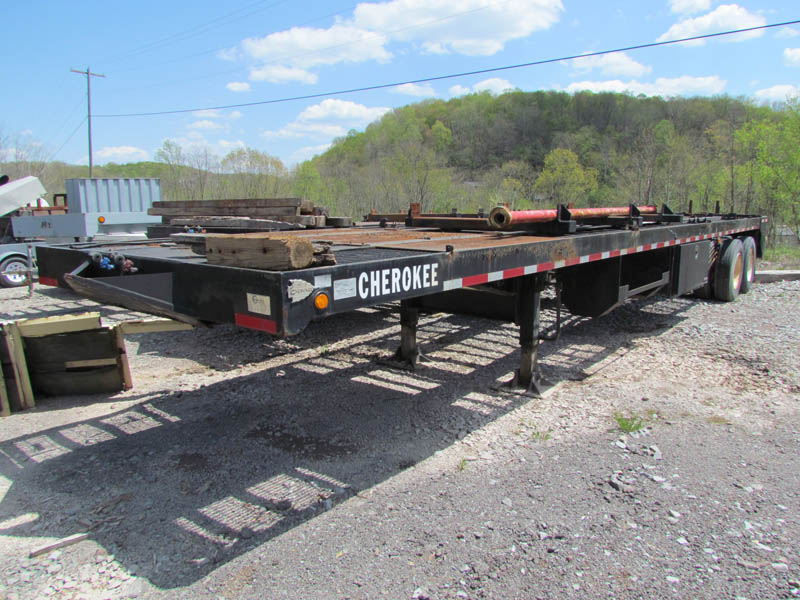(1 of 2) CHEROKEE T/A Trailers – DY2 YD2