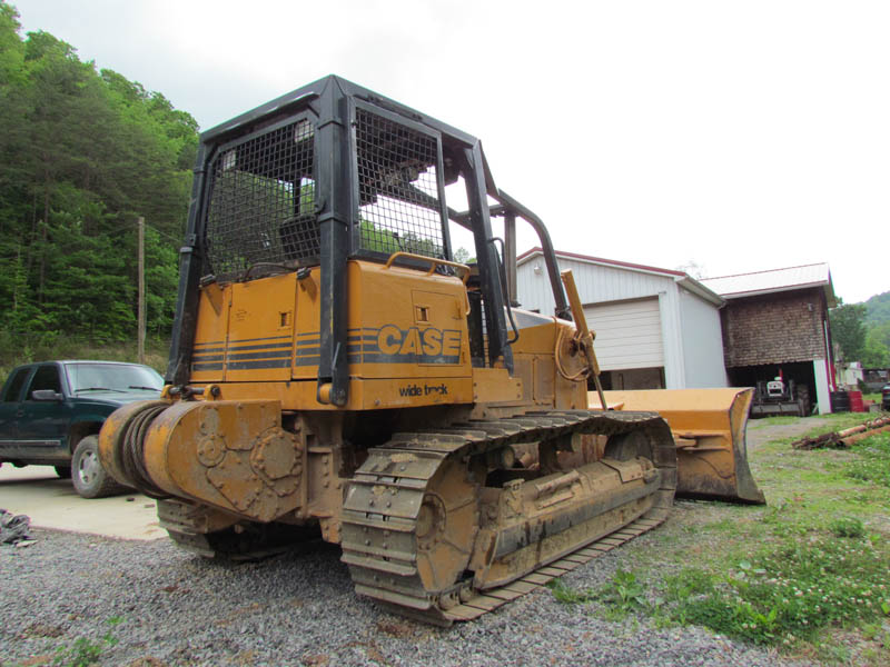 CASE 1150H Tractor – DY2 YD2