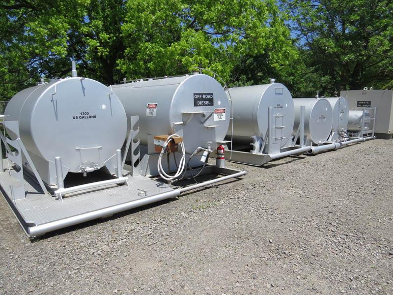 Fuel Tanks – DY2 YD2