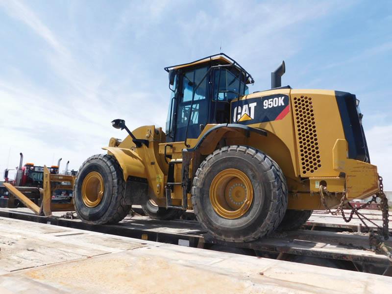 2012 CAT 950K Wheel Loader – DY1 YD1