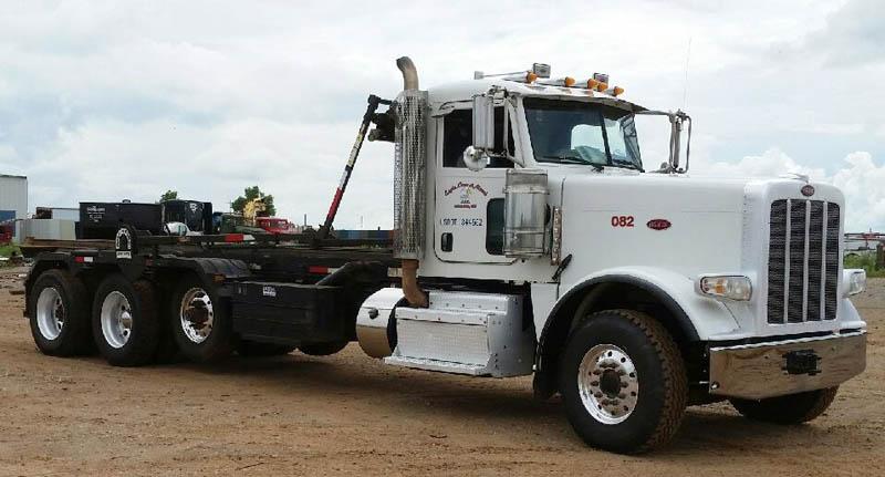 2012 PETE Roll-Off Truck – DY1 YD1