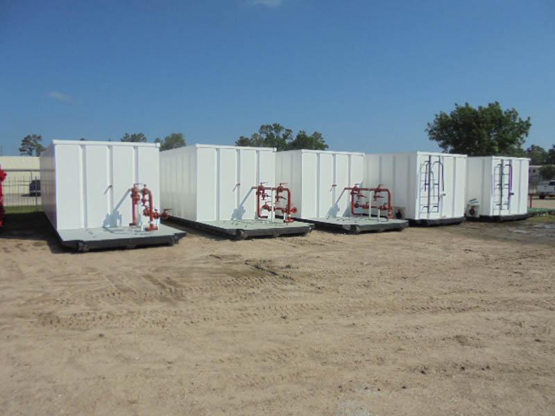 500-Bbl Water Tanks – DY1 YD8