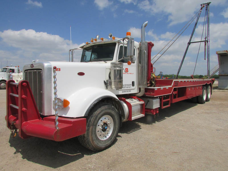 """2012 PETE Rig Up Truck – DY1 YD1 w/402""""WB"""
