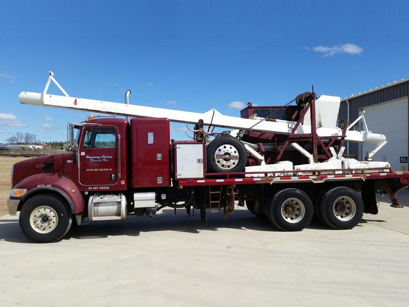 2005 PETE Laydown Truck w/New MPI – DY1 YD11