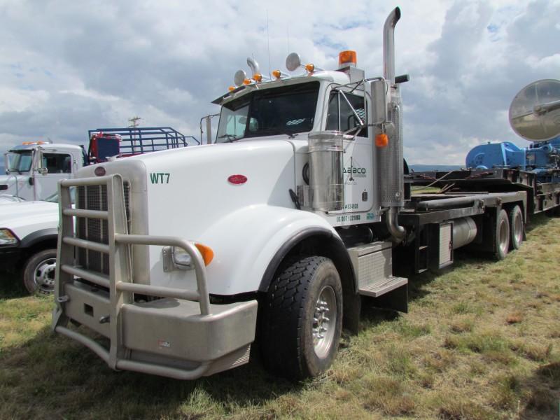 """2004 PETE Gin Truck w/280""""WB – YD1"""