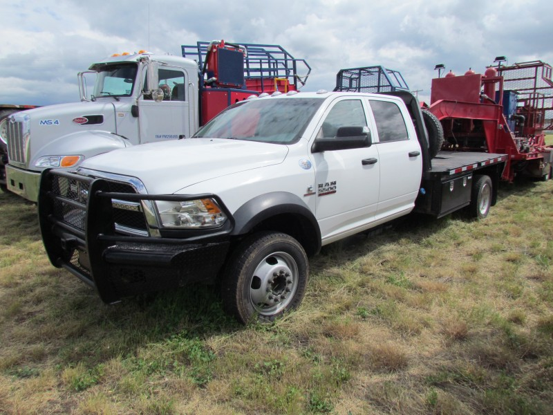 2014 DODGE Crew Cab Pickup w/12,000 Miles – YD1