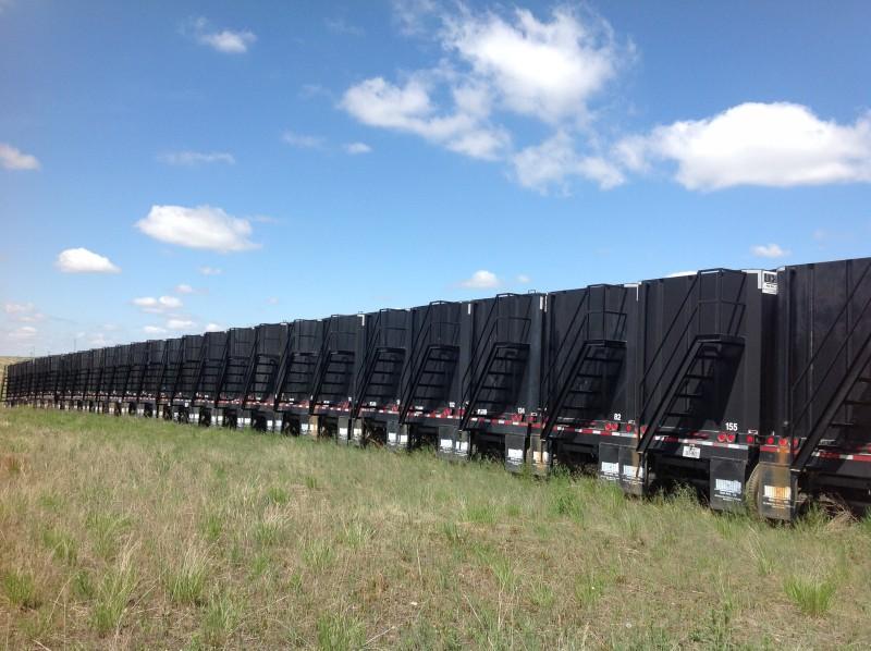 (25) WICHITA 500-Bbl Frac Tanks – YD4