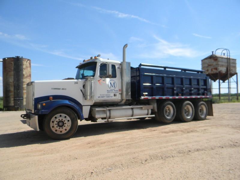 '98 WESTERN STAR 4964EX Sand Truck – DY1 YD3