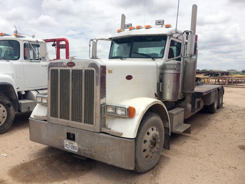 '04 PETE 379 Winch Truck – DY2 YD1