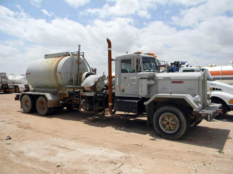 '80 KENWORTH Cement Pump Truck – DY1 YD1