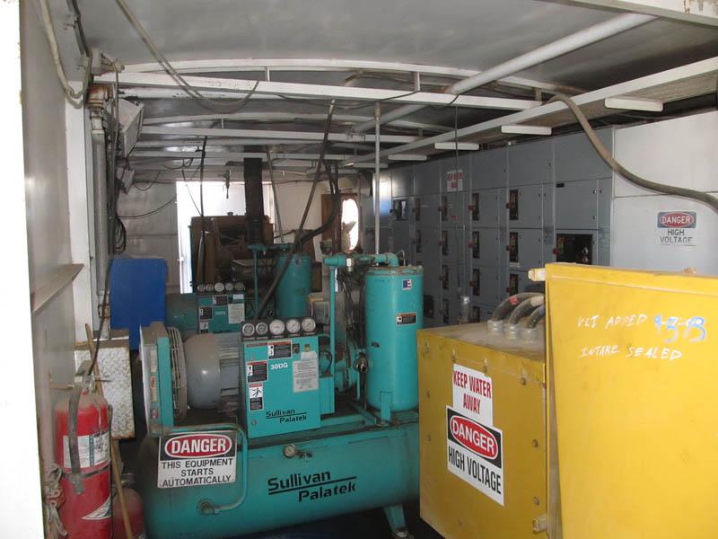 Generators, Rig #111 – YD5