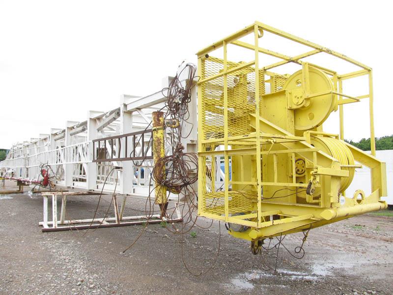 SUPERIOR 131'H Telescoping Mast, Rig #132 – YD1