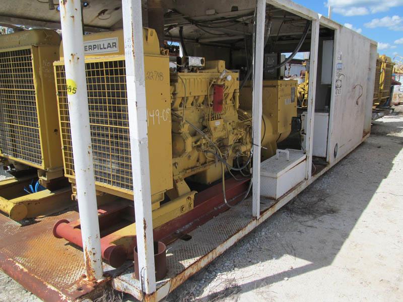 CAT SR-4 Generators, Rig #149 – YD12