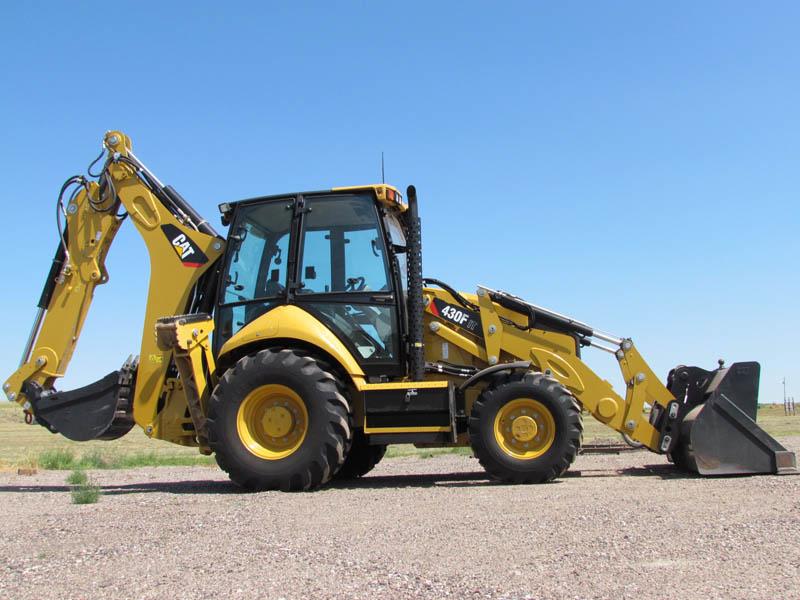 2015 CAT 430F IT - 154 Hrs w/Warranty