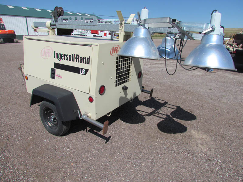 I.RAND L6 Portable Light Tower
