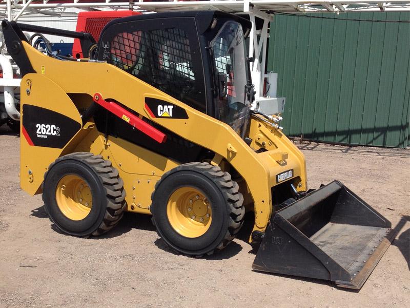 2013 CAT 262C2 - 168 Hours w/Warranty