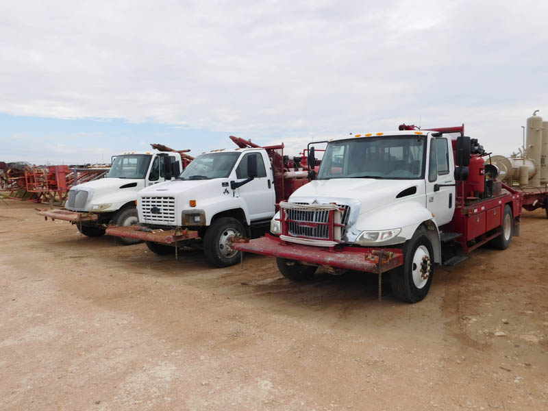 '07-'04 Roustabout Trucks – DY1 YD1