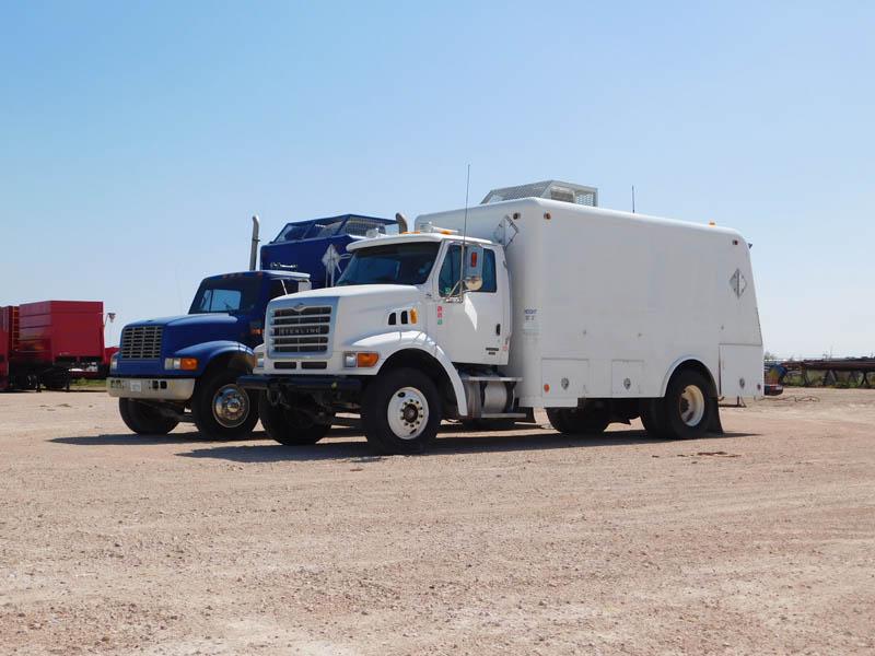 '05 STERLING Wireline Truck – DY1 YD1