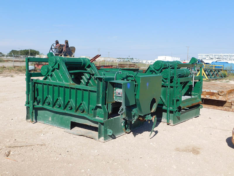 DERRICK Shale Shakers – DY2 YD1