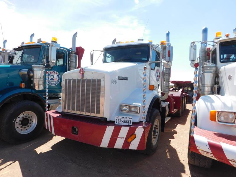 2013 PETE 367 3-Axle – DY2 YD13-Axle
