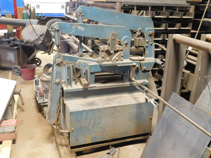 SCOTCHMAN 314X12580 Ironworker