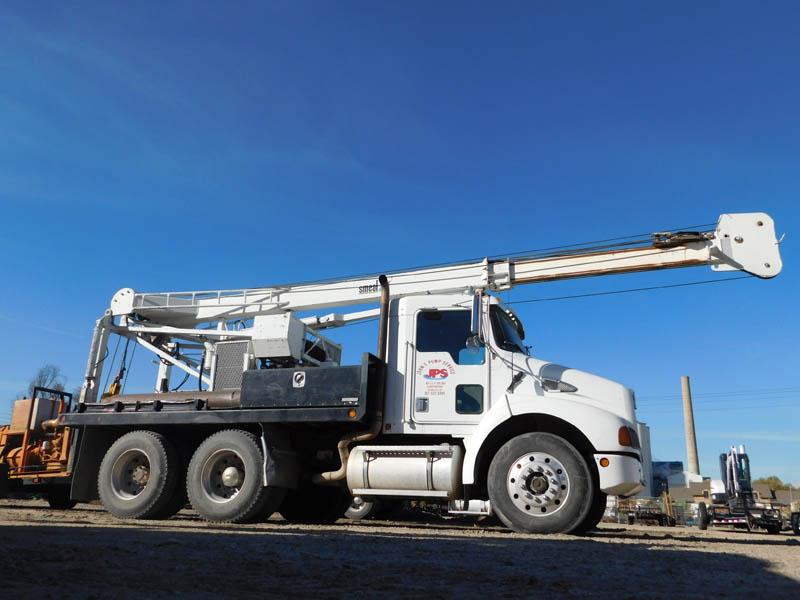 SMEAL 10T Pump Hoist On KENWORTH Truck