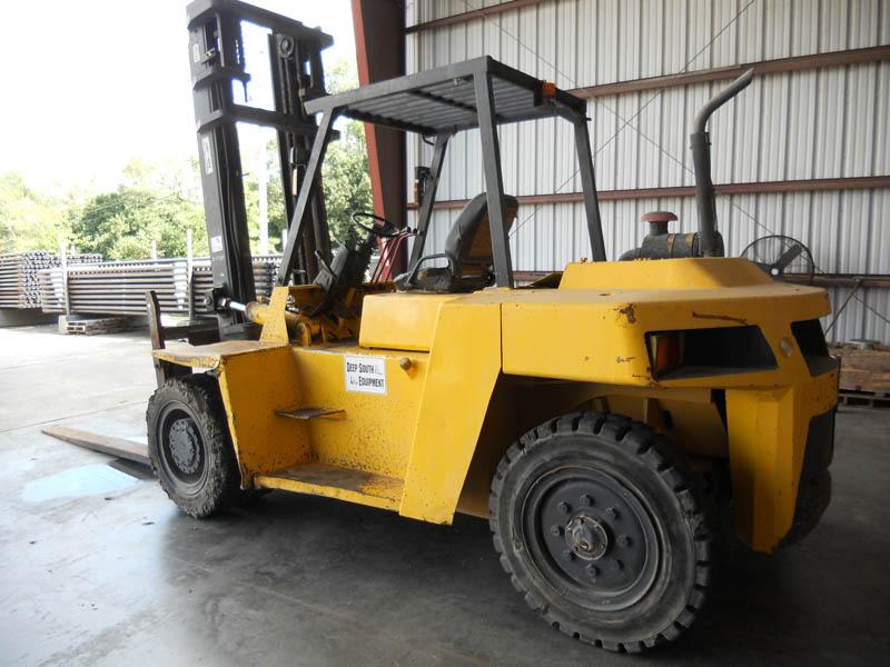 MITSUBISHI FD-80 17,500# Forklift – YD 3