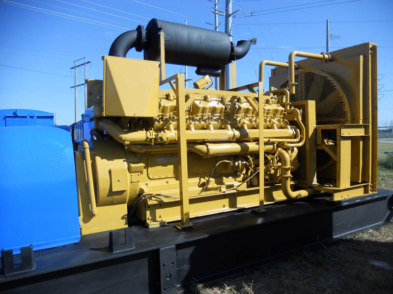 CAT D-399 Engine – YD1