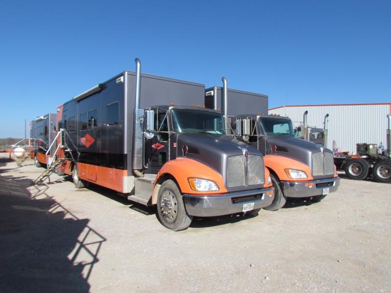 2012 KW T370 Data Vans – DY1 YD3
