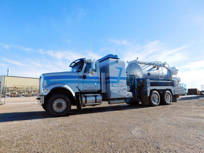 2007 ENERFAB 75-Bbl Hot Oil Truck – DY1 YD1