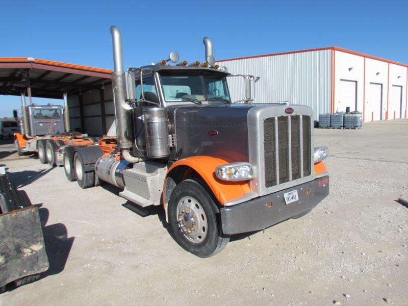 (1 of 45) 2012- 2015 PETE Trucks – DY1 YD3