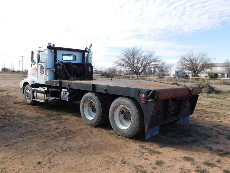 '94 INT'L Navistar 9400 Winch Truck – DY1 YD1