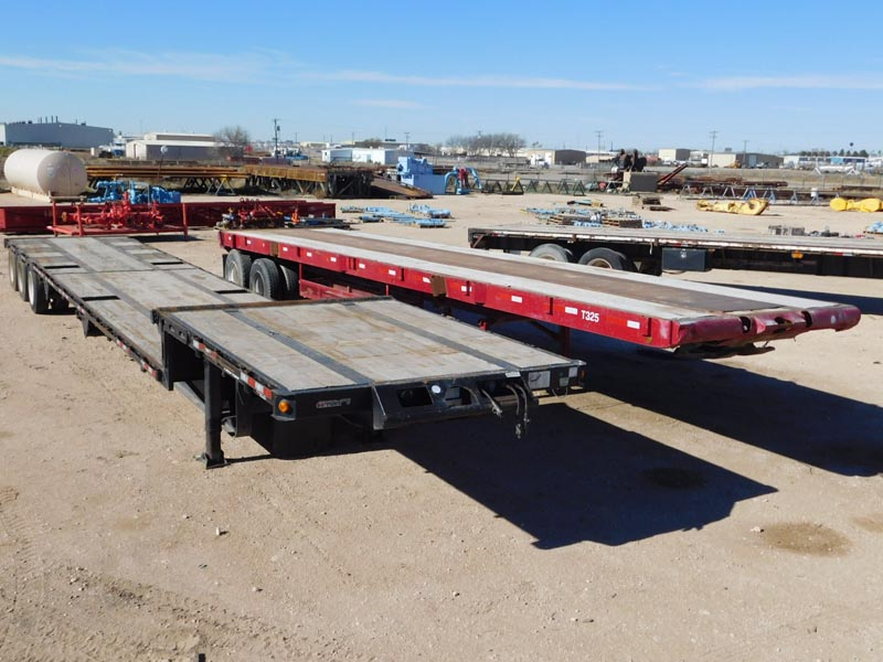 2012 MANAC 3-Axle Extendable – DY1 YD1