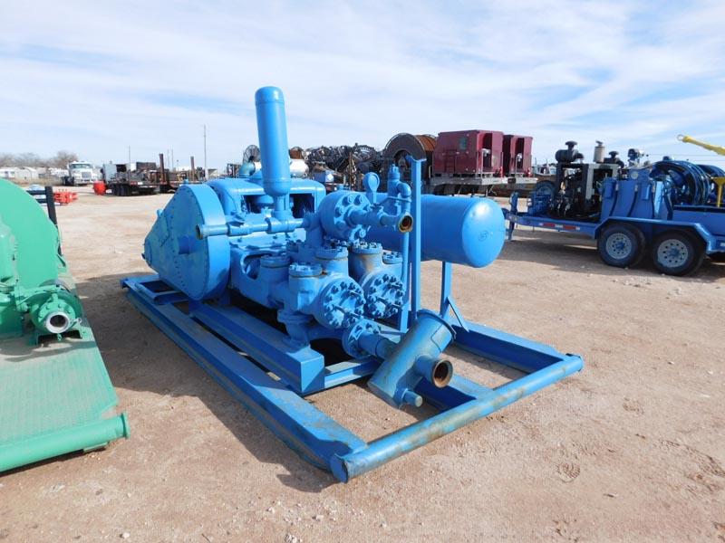 G.DENVER FXX Duplex Pump – DY2 YD1