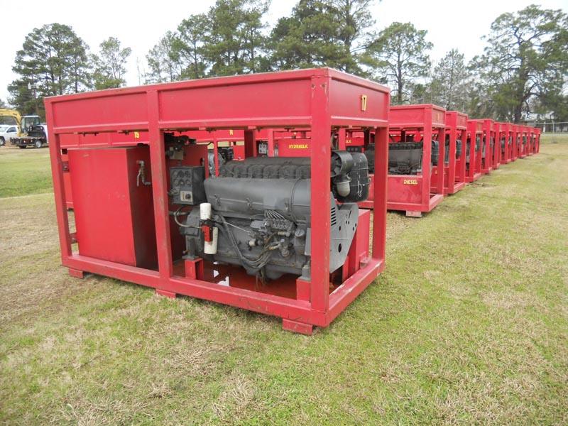 (23) Hydraulic Power Units – DY1 YD7