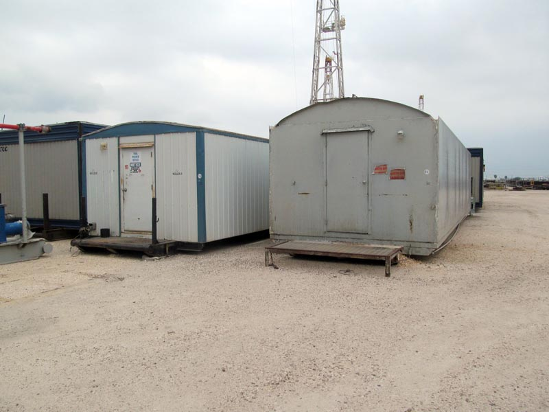 Rig Houses – DY2 YD8