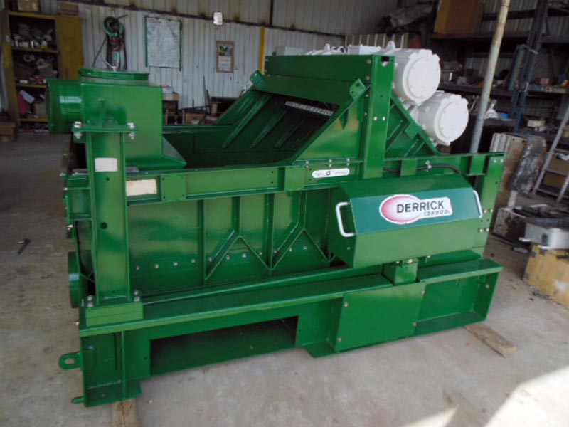 (2) DERRICK Shale Shakers – DY2 YD10