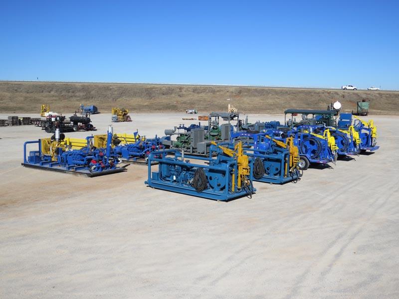 Well Service Pumps/Power Swivels- DY1 YD1