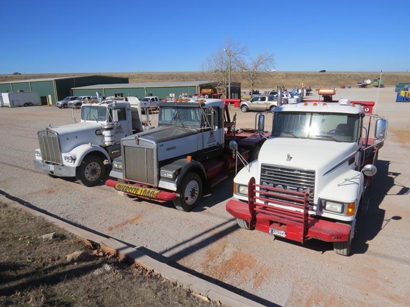 Oilfield Trucks – DY1 YD1