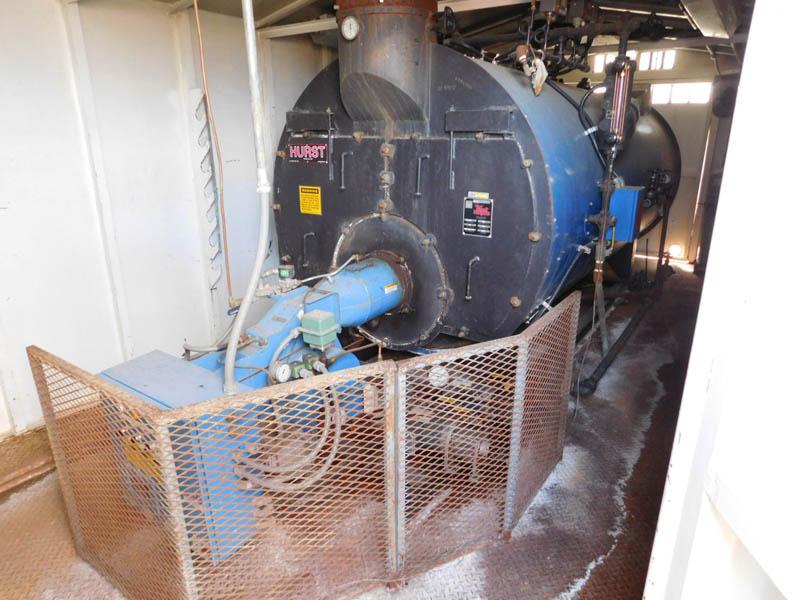 '07 HURST 500 Boiler – YD1