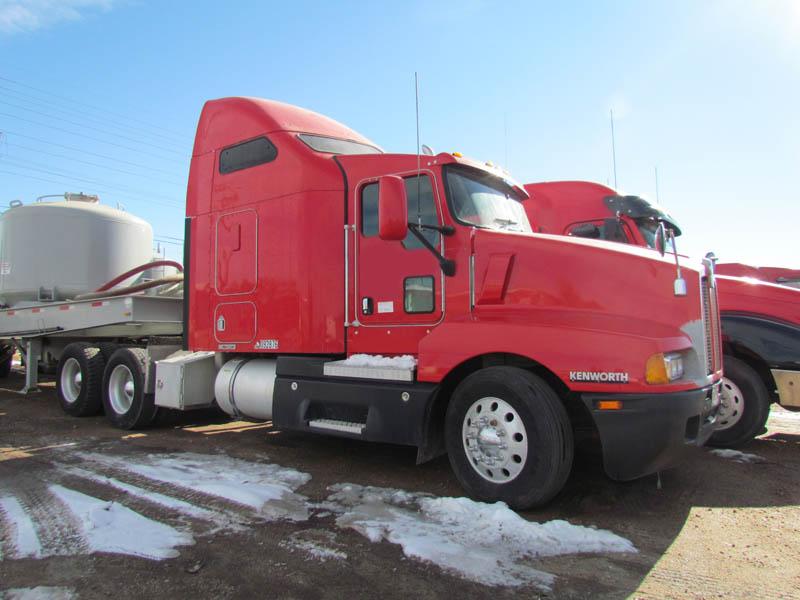 '06 KENWORTH T/A Haul Truck p/b ISX-450ST – YD3
