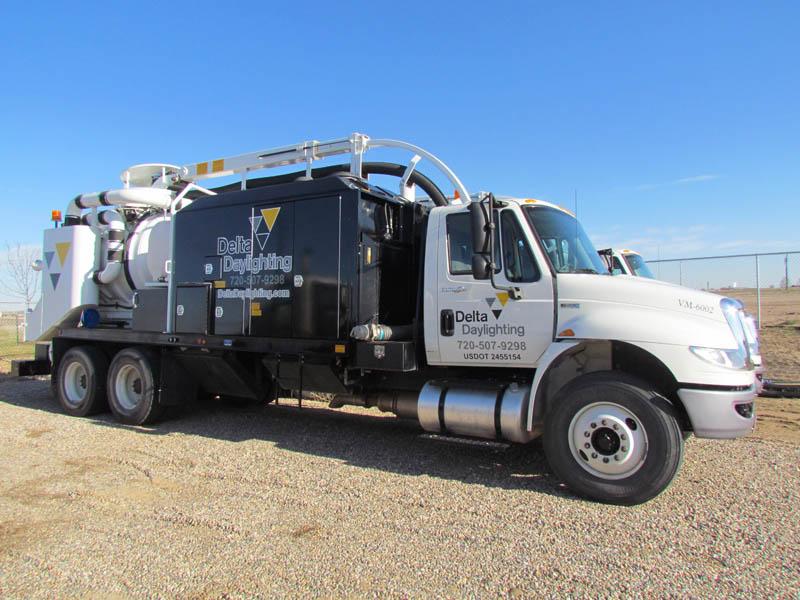 2015 VACMASTERS Pneumatic Vac Truck – YD3