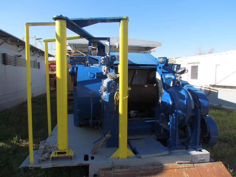 Rig #4 IDECO Hydrair 725 S/D Drwwks – YD6
