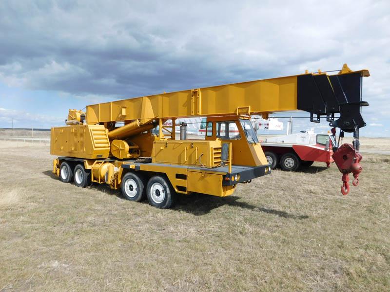 LORAIN MCH-500 Hyd Crane – YD1