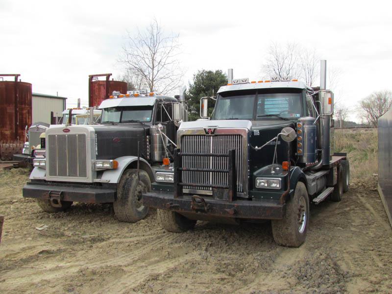(2 of 3) Winch Tractors – YD1